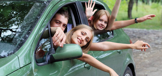 carpooling nel web